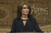 Sarah Palin stirs the crowd at CPAC