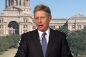 Gary Johnson will take Christie 'at his word'
