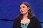 Jeopardy's winningest woman in show's history