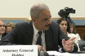 Tempers flare between Holder and Gohmert