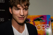 Ashton Kutcher channels Steve Jobs