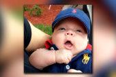 Aunt saves infant nephew' s life
