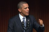 Obama's message on state of civil rights