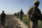 A complete withdrawal from Afghanistan?