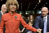 Gabrielle Giffords awarded JFK Profile in...