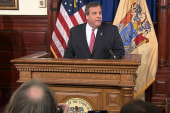 Memo sent without Gov. Christie's approval