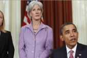 How ACA issues are affecting Obama's image