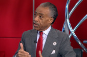 Sharpton: Don't be afraid to grow