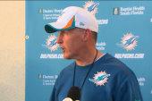 Dolphins Coach Joe Philbin on bullying case