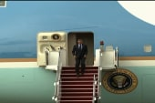 President Obama on third stop in trip to Asia