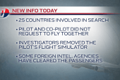 Officials narrow plane investigation focus