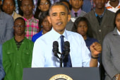 Obama's turbulent second term