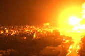 At night, Palestinians brace for more air...