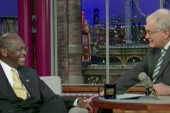 Letterman jabs Cain over harassment claims