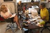 MSNBC's Alex Witt talks to Bravo's Andy...