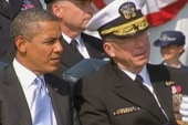 Obama receiving mixed reviews on terror fight