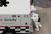 Ebola patient walked into hospital in Atlanta