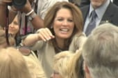 Bachmann slips in poll amid 'retardation'...