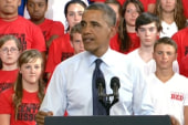 Obama: Second-term focus now on economy