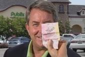 Mystery winner holding $590 million ticket