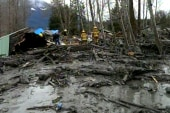 Deadly mudslide in Washington state