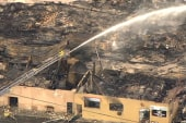 NJ business owners reevaluate after blaze