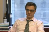 Office Politics Part III: Chris Hayes