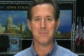 Santorum: 'Hopefully we can crack top five...