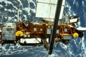 Falling satellite could land anywhere