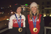 Canada's women slopestyle skiers win big
