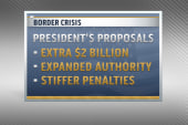 Obama to ask for $2 billion for border crisis