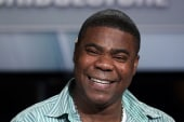 Actor Tracy Morgan in the ICU