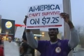 Have min wage protests been effective?