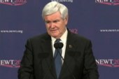 Can Gingrich win without women voters?