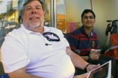 Apple co-founder waits in line for iPhone 4S
