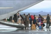 Pace of relief picks up in the Philippines
