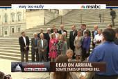 Senate takes up doomed bill