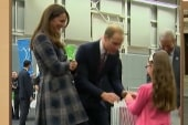 Duchess of Cambridge admitted to hospital