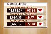 Report: Stocks pull back