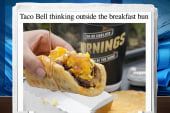 Taco Bell will begin rolling out breakfast
