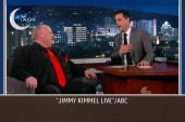 Kimmel finally gets his Rob Ford interview