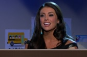 Miss Utah gets a second chance on Kimmel