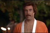 Ron Burgundy gets his own college for a day