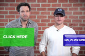 You can win a date with Damon and Affleck