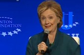 Clinton attempts to share 2016 plans
