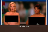 McCarthy, Shepherd go topless on 'The View'