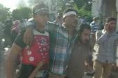 Pro-Morsi crowds, military clash in Egypt