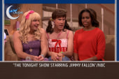 "First lady joins ""Tonight Show"" dance party"