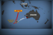 Possible plane debris found in Indian Ocean