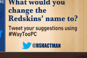 What would you change the Redskins' name to?